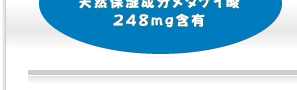美肌成分メタケイ酸248g含有|いこいの湯宿いろは